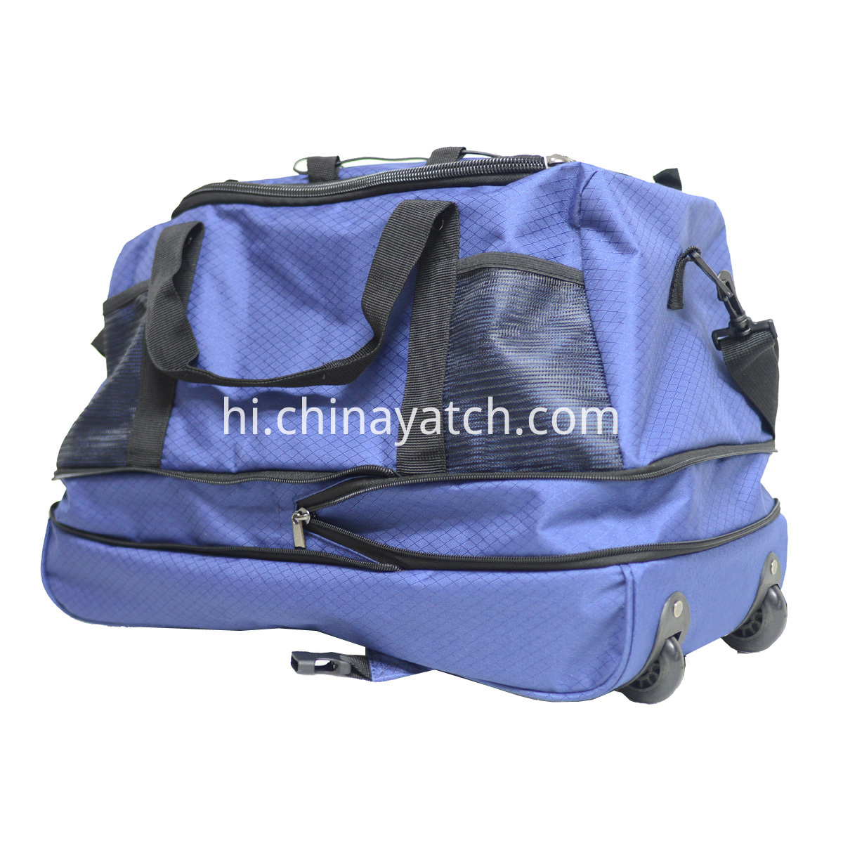 Multi-function foldable Duffle Bag with Strap