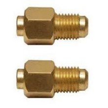 Universal A/C brass fittings