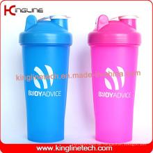 600ml Bpa Free Blender Shaker Flasche mit Mixer Ball Inside (KL-7010)