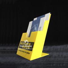 Multi Tiers Acryl Display Rack Stand Broschürenhalter