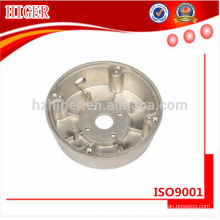 custom made aluminum die casting meat mincer spare parts