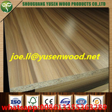 9mm Melamine Faced Particle Board