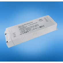 No noise 80w dimmable led driver TRIAC