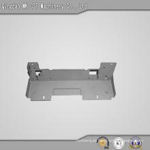 Componente de estampación con pulverización en polvo