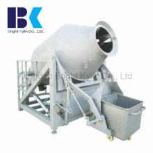 Máquina de amassar de rolo de vácuo hidráulico