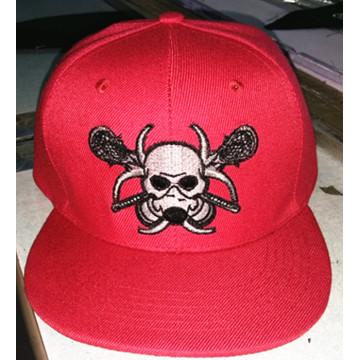 Модные вышивки Хлопок Twill Спортивные бейсбольные кепки