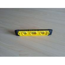 HD-TT15, mini nivel de plástico con 3 viales, nivel de torpedo