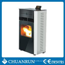 Estufa de pellets de madera de alta energía con CE