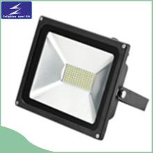 Литой алюминий 20W 30W 50W Светодиодный свет потока