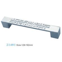 Poignée d'armoire de meuble en alliage de zinc (21401)