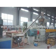Machine de fabrication de granulés WPC haute puissance