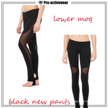 Newest Design Girls Custom Made Yoga Pants Wholesale High Quality Gym Wear Yoga Leggings with Custom Logo