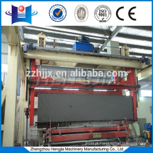 AAC Brick Production line autoclaved aerated concrete equipment