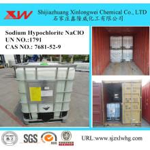 Sodium Hypochlorite NaClO lỏng