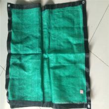 Сада HDPE Зеленая сеть тени Солнця / сетки / ткани для Парника / растительный питомник / навес