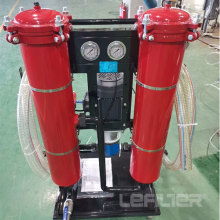 Portable Oil Purifier Machine for Transformer Oil Recycling
