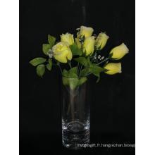 Vase en cristal de haute qualité (JD-HP-002)