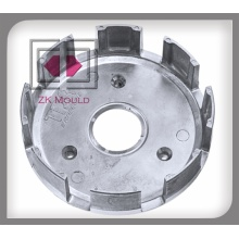High Quality for Automotive Parts, Motorcycle Parts, Automotive Rubber Spare Parts, Motorcycle Rubber Parts Supplier in China Motorcycle aluminum die casting clutch cover export to Tanzania Exporter