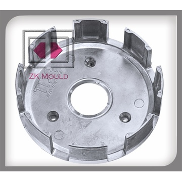 Motorcycle aluminum die casting clutch cover