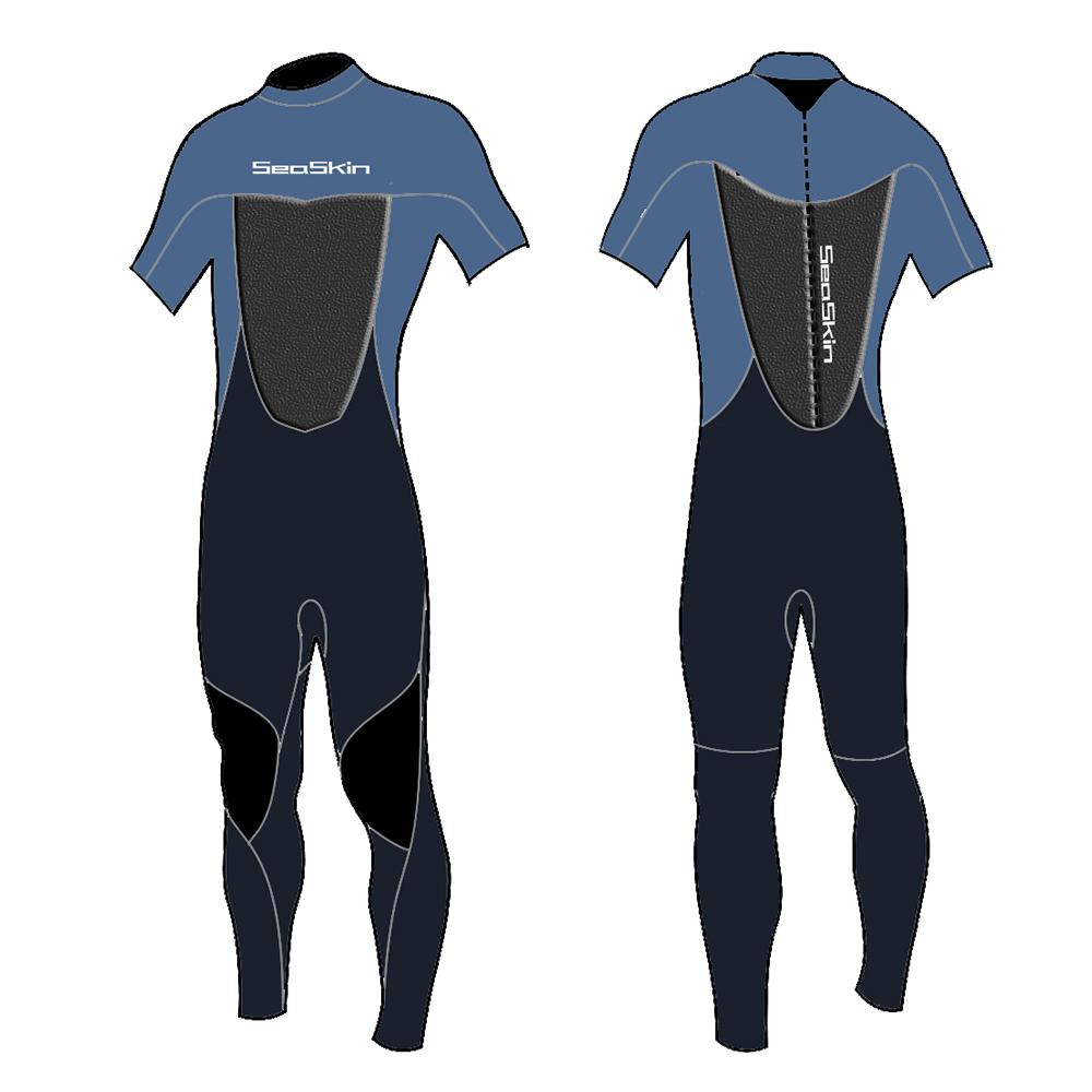 Dw040 Seaskin Wetsuits 1