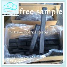 wood sawdust charcoal briquete