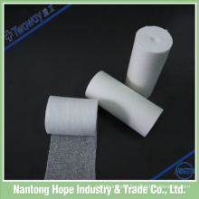 High Quality Pure Cotton Surgical Bleached Hemostasis Gauze Bandage
