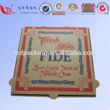 Recycled Paper Pizza Box For Wholesale 2016 OEM Carton Pizza Box Customized Pizza Box
