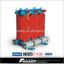 Tipo seco transformador eléctrico resina fundida de 34.5kV