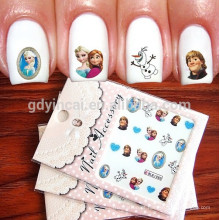 Na moda DIY estilo criativo Nail Tattoo Sticker