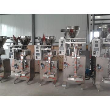 Pheumatic sachet automatic granule snacks packaging machine