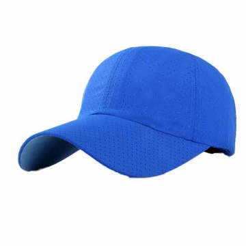 Embroidery Curve Brim 100%Cutton Baseball Cap and Hat