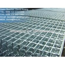 galvanized flooring plain grating. galvanized metal floor grating. serrated hot dip galvanized metal grating