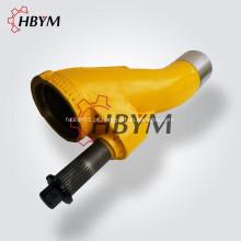 Válvula S das bombas concretas duráveis de Dn200 Sany