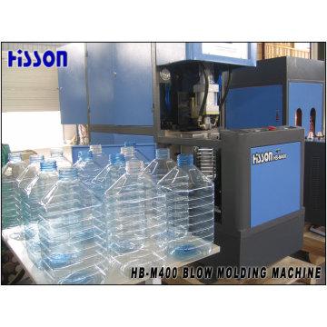 Wide Mouth Jar Pet Semi-Auto Blow Molding Machine Hb-M400