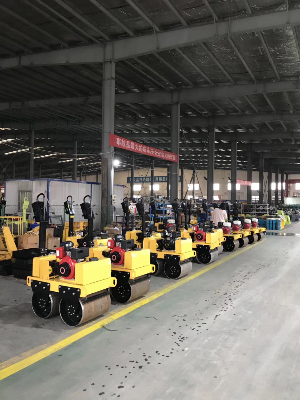 Road Roller Factory