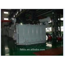 Three phase oil immersed power transformer 69kv 60 hz