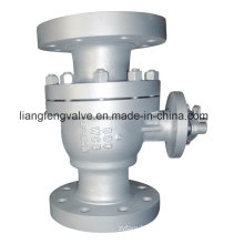 600lb Stainless Steel Flange End Ball Valve