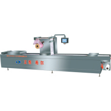 Nut Organized Continuous Stretch Film Packing Machine