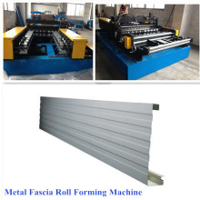 2016 on Sale Fully Automatic Fascia Panel Cold Roll Forming Machine