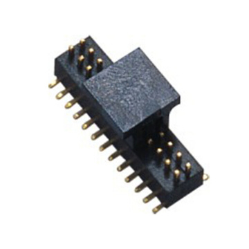 Placa de 0.5mm para embarcar o sulco dobro masculino do conector