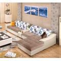 Venta directa de fábrica Nuevo diseño Morden L en forma de sofá