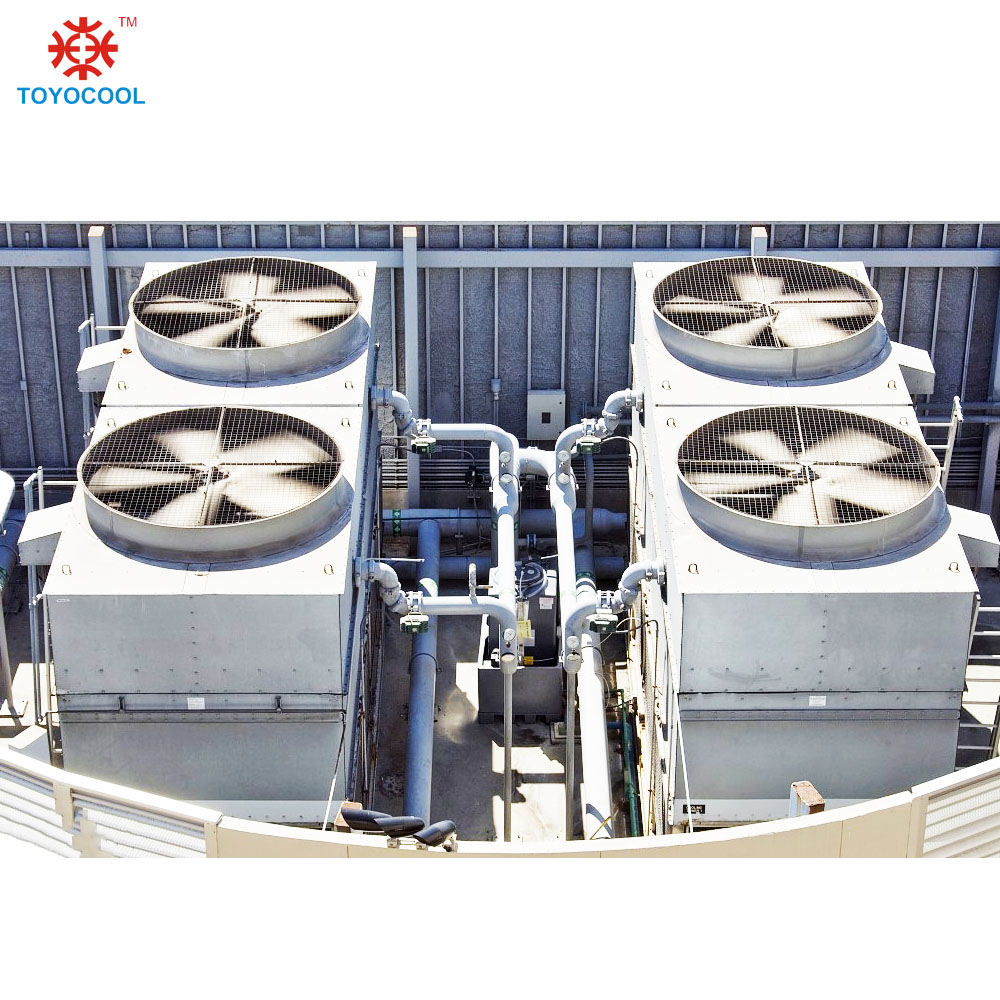 professional Air cool chiller industrial cooling