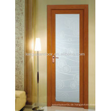 Aluminium Pendeltür mit Glas, Faser Bad Türen