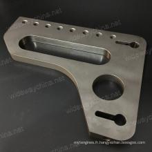 Pièces de usinage de fraisage CNC en aluminium de haute qualité pour les produits résidentiels, petit lot accepté, livraison à temps
