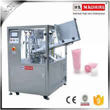 Machine de cachetage de remplissage de tube d'onguent de pâte de crème automatique