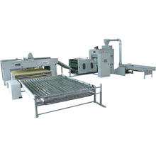 nonwoven quilt production line