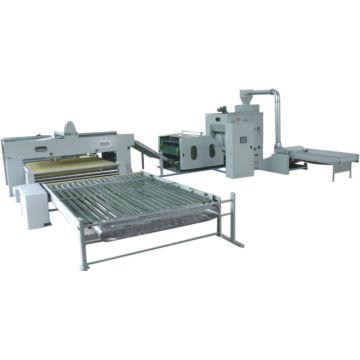 Home textile comforter making machine