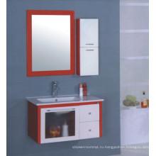 80 см ПВХ Мебель для ванной шкаф (Б-513)