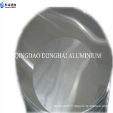 Cercle en aluminium pour les pots de stock