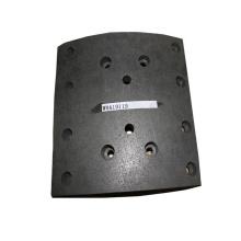 WVA19119 truck brake lining  High quality Brake Lining Material Brake Roll with low price